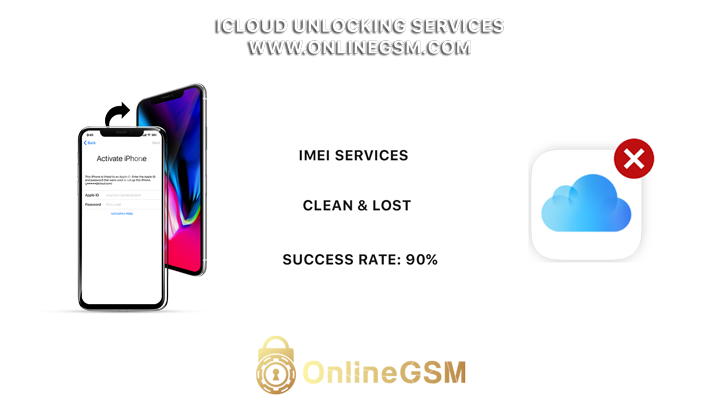 📲❗OnlineGSM.com ICLOUD REMOVAL Services at best prices❗📲